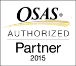 OSAS Authorized Partner Logo
