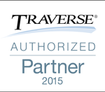 TRAVERSE Authorized Partner Logo